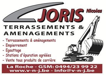 Terrassement Joris